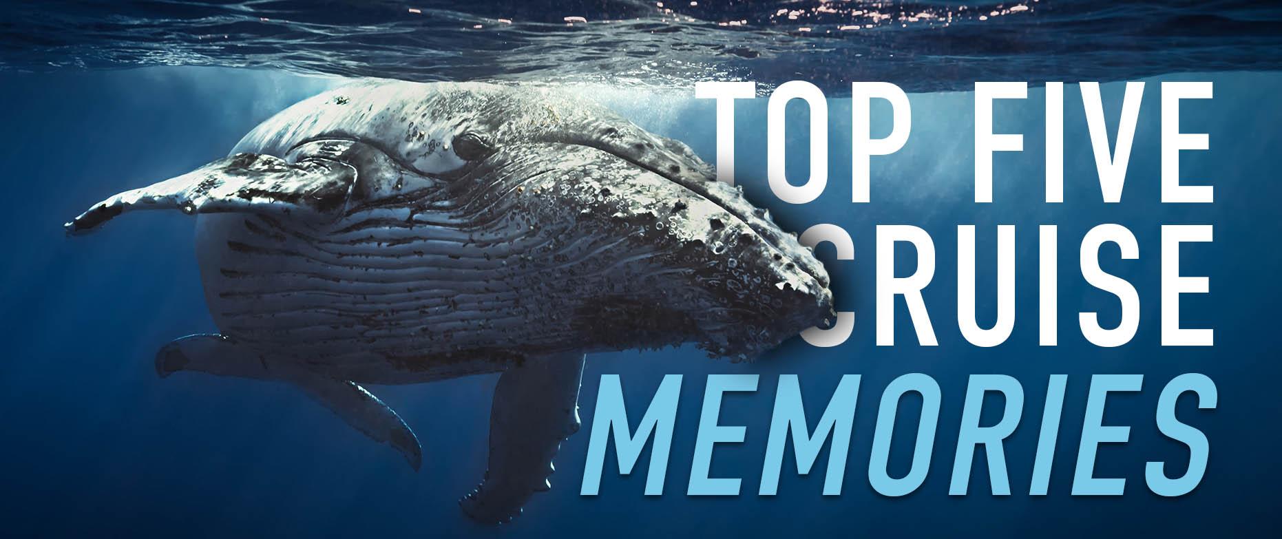 Top Five Cruise Memories