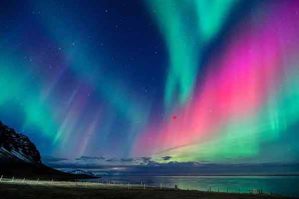 Northern Lights and Fjords Expedition from Dover MS Maud  2021-10-06