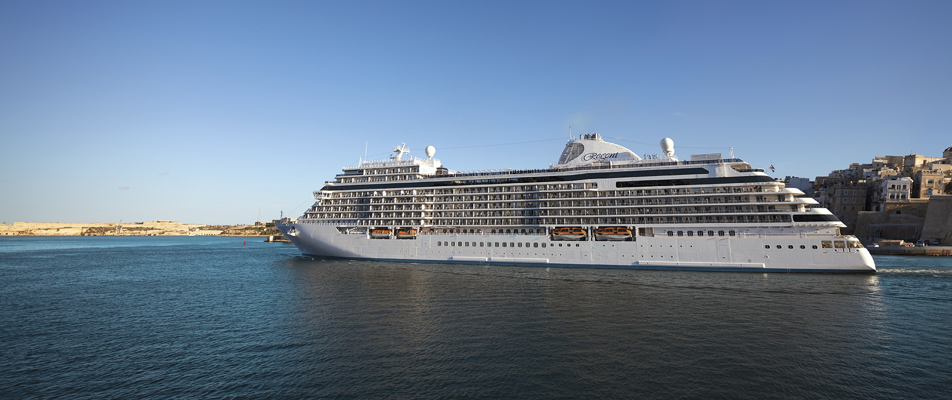 Regent Announce Seven Seas Grandeur