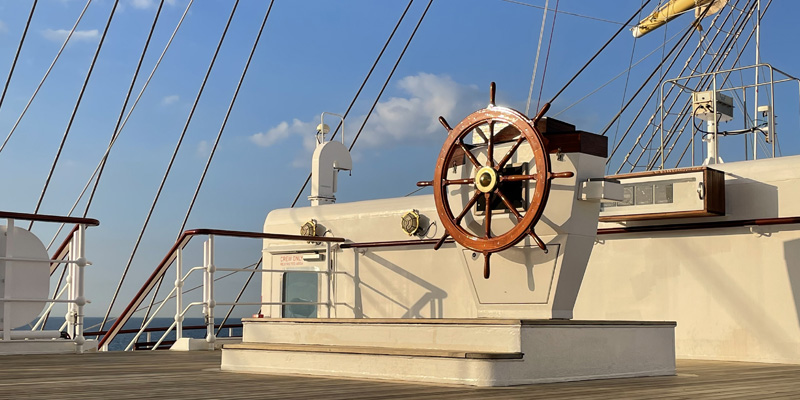 Golden Horizon Wheel