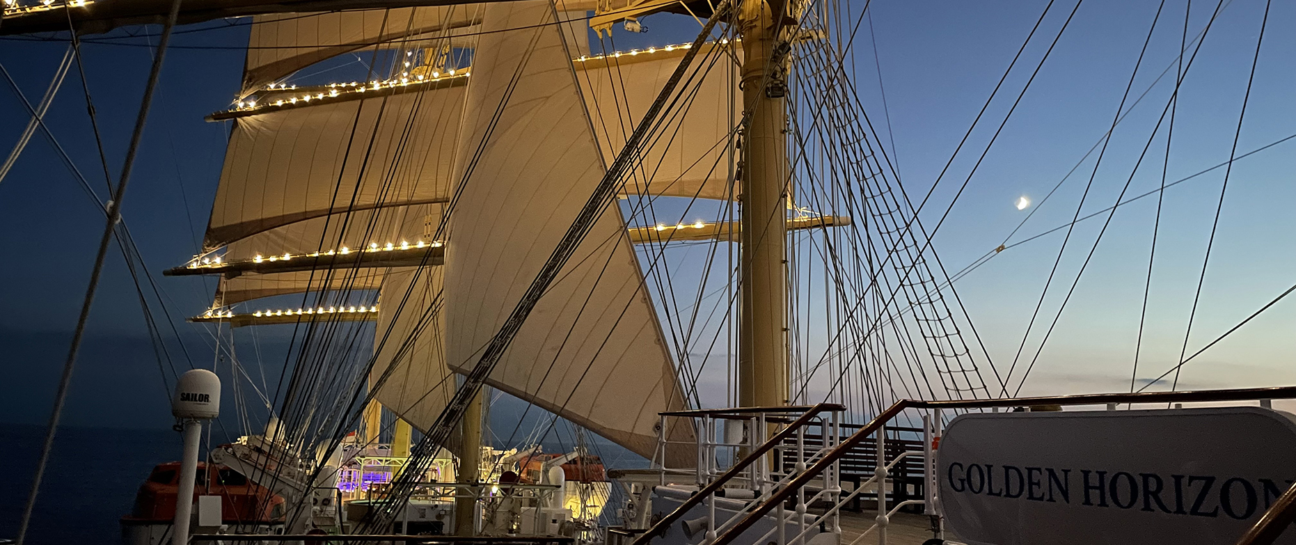 Life Is Golden with Tradewind Voyages