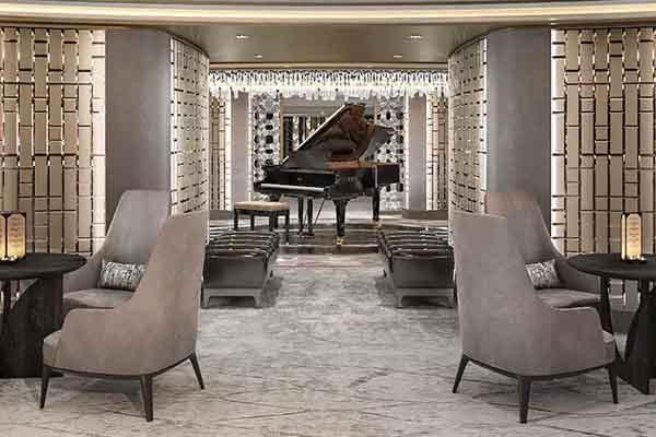 Oceania Vista Grand Lounge