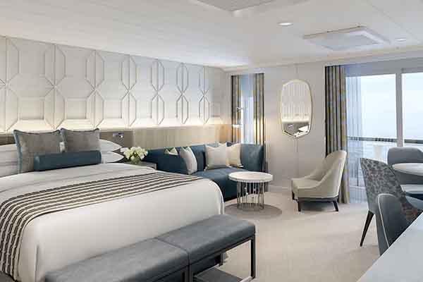 Oceania Vista Penthouse Accommodation